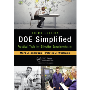 DOE Simplified, 3rd Edition, Just Published!